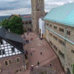 Blick von Burgturm