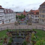 Brunnen in Gotha